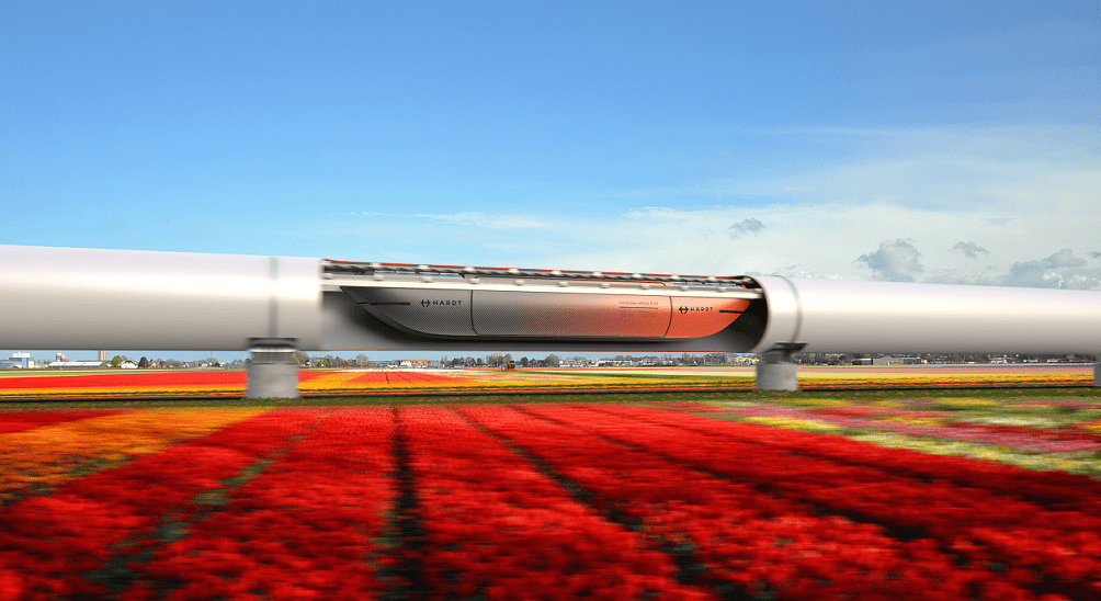 Coalition of Dutch governments and companies explores hyperloop solution for countries busiest freight corridor